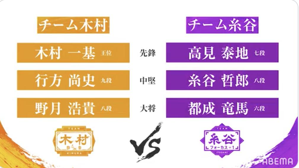 スクリーンショット 2020 05 30 19.08.50 - 【実況】第3回ABEMATVT予選Cリーグ第二試合 チーム木村 対 チーム糸谷