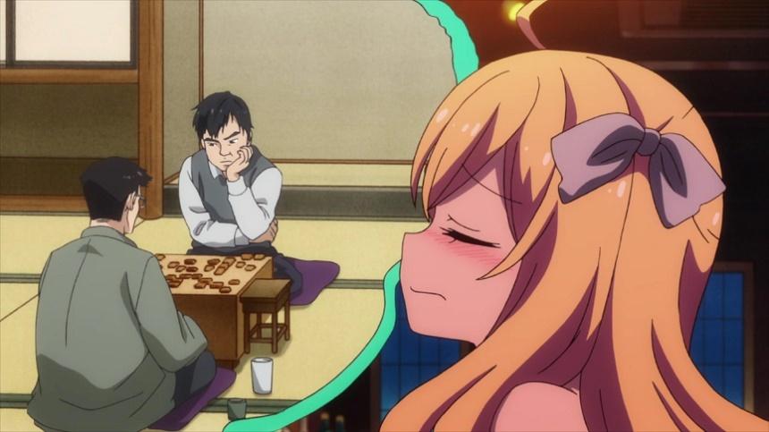 EWSiOntXQAAuoHv - 【衝撃】三浦弘行九段がアニメ「邪神ちゃんドロップキック」に登場